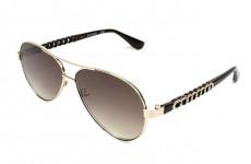 Солнцезащитные очки GUESS GU7517 02В 53