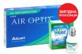 Air Optix Aqua for Astigmatism