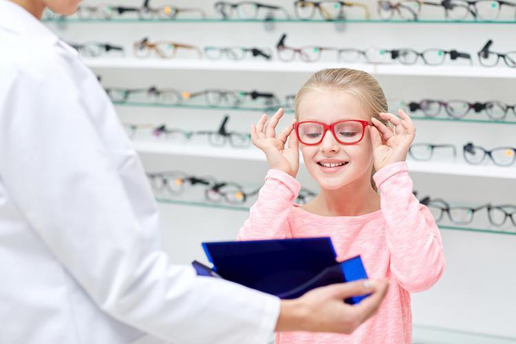 Что означает изготовить очки для ребенка?