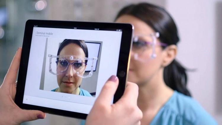 Система I.Terminal - гарантія в точності підбору окулярів
