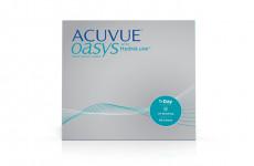 Контактні лінзи Acuvue Oasys with HydraLuxe