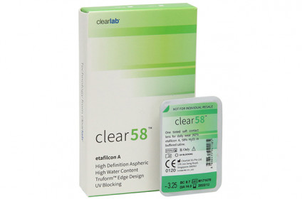 Clear 58