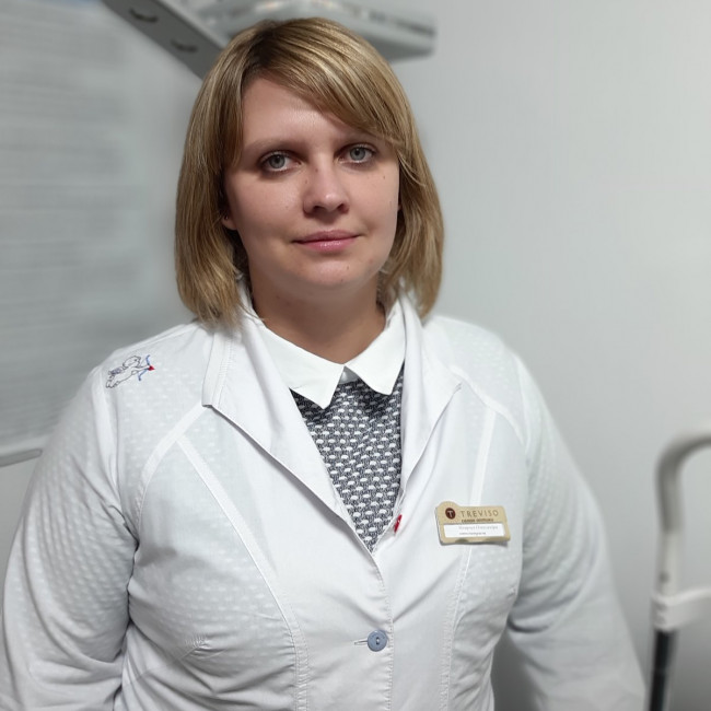 Малярчук-Игнатушина Александра Игоревна