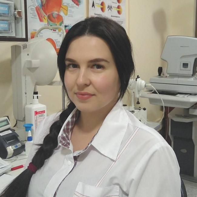 Матвеенцева Виктория Александровна