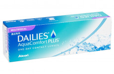 Focus Dailies AquaComfort Plus Multifocal