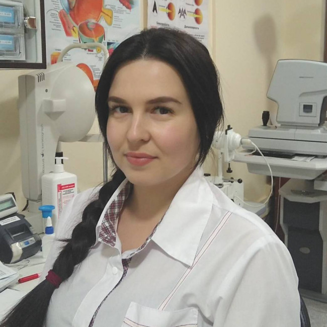 Матвеенцева Вікторія Олександрівна