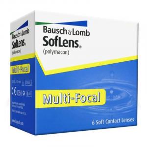 Мультифокальні контактні лінзи