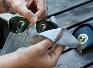 Правила догляду за сонцезахисними окулярами