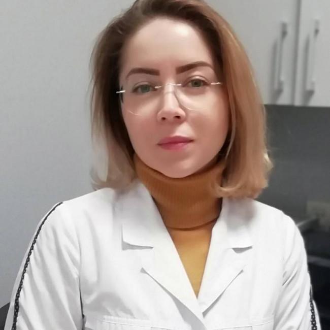 Нікітіна Інна Миколаївна