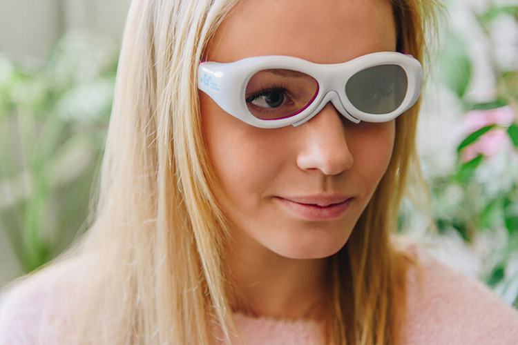 Vidi smart glasses - передові технології в лікуванні амбліопії