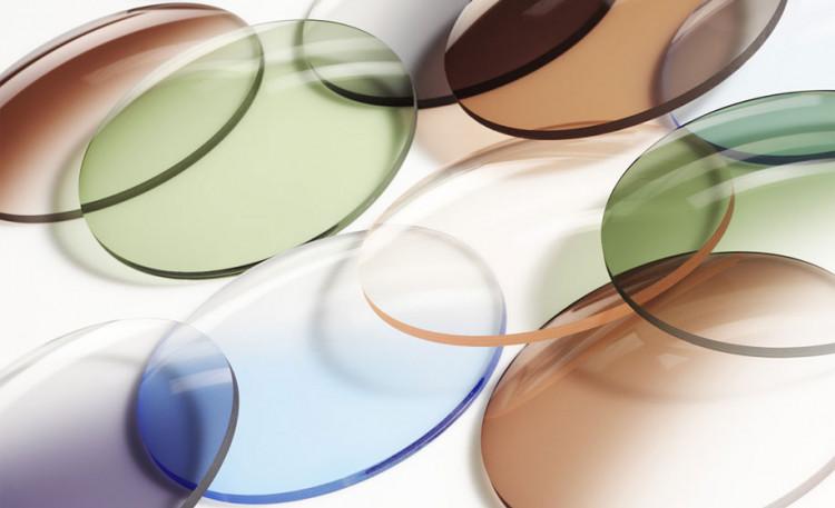 Как выбрать очки от солнца по цвету стекол?