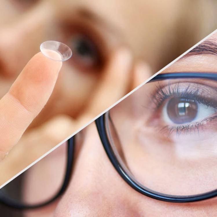 Очки и линзы: плюсы и минусы